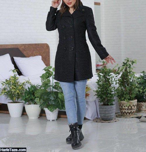 مدل بارانی زنانه 99