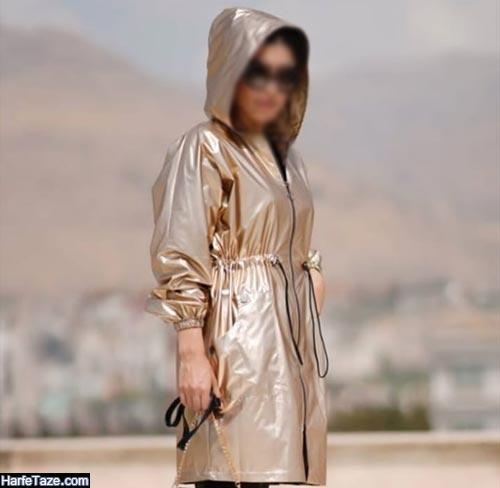 مدل بارانی زنانه 2021