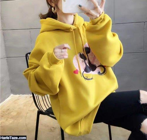 مدل هودی زنانه 99