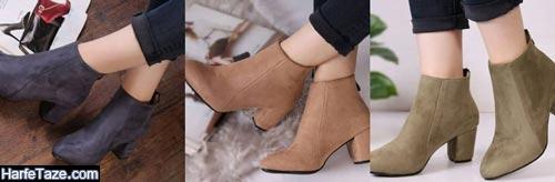 راهنمای خرید کفش پاییزی