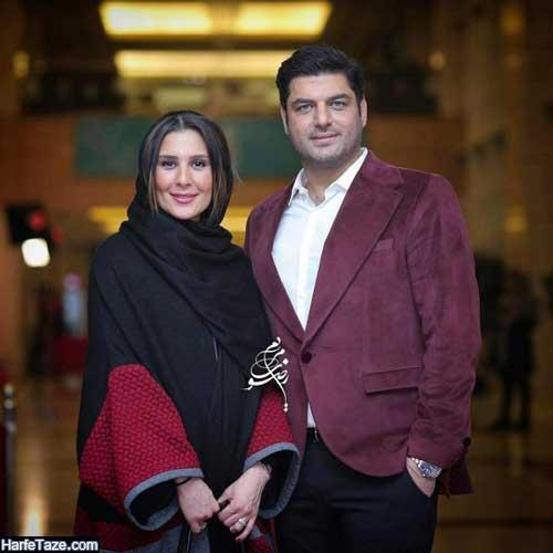 پسر سام درخشانی در ایران به دنیا آمد + عکس برسام پسر سام درخشانی
