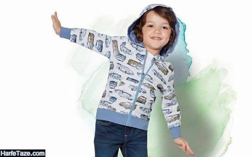 مدل سویشرت بچگانه 99