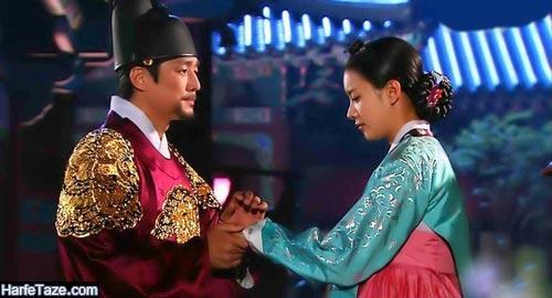 خلاصه داستان سریال دونگ یی