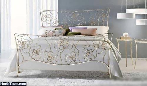 مدل تختخواب فرفورژه 2021