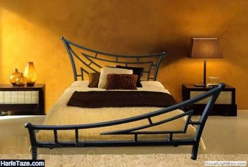 مدل تختخواب فرفورژه 99