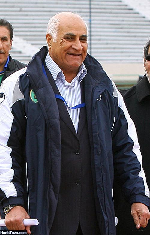 زندگینامه و خانواده محمود یاوری سرمربی فوتبال