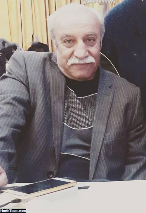 بیوگرافی و عکس های امیر نیکیار بازیگر پیشکسوت و همسرش + زندگینامه و فرزندان