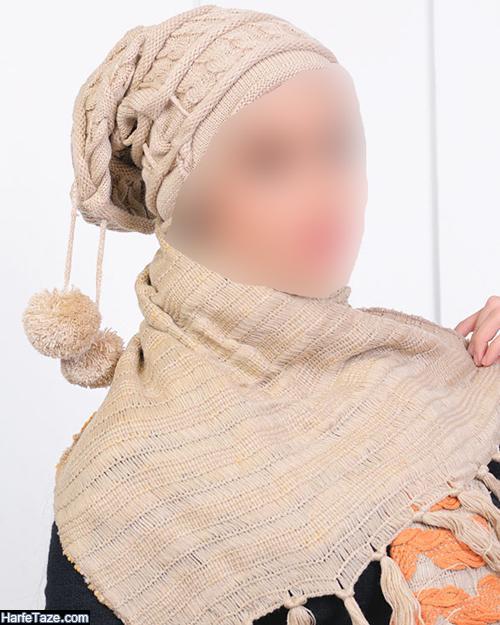 آموزش بافت کلاه شیطونی دنباله دار دخترانه و پسرانه