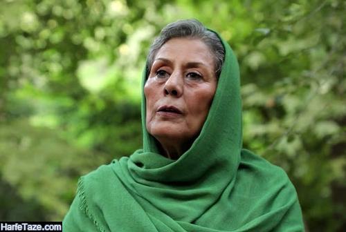 بیوگرافی مهوش افشارپناه بازیگر نقش دایه در سریال بوم و بانو