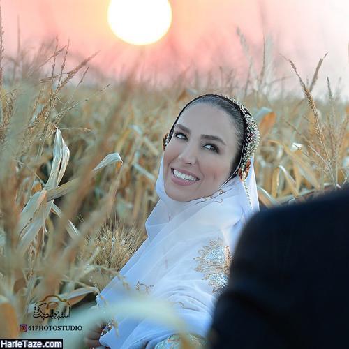 عکس همسر سوگل طهماسبی