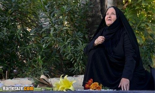 داستان سریال چادر گلدار