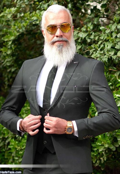 رضا شریف نژاد نقش منفی در فیلم مسلوب
