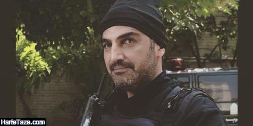 کوروش سلیمانی در فیلم مسلوب