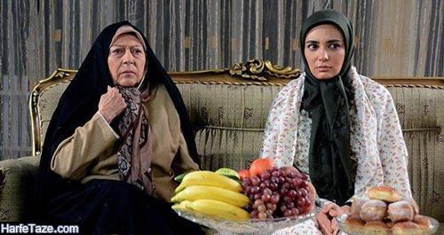 اسامی بازیگران سریال پشت بام تهران