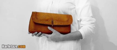 نکات خرید کیف چرمی زنانه