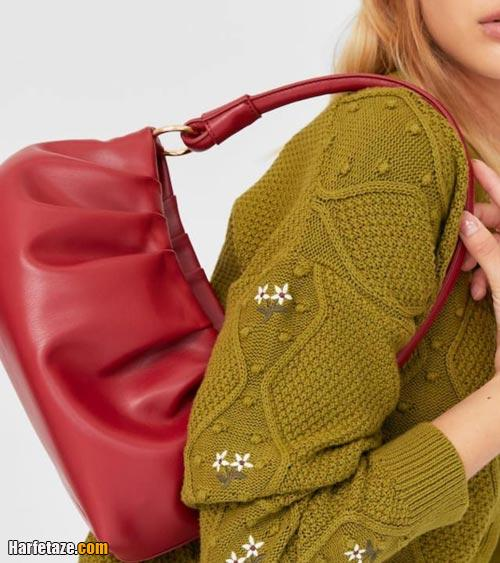مدل کیف چرمی زنانه 2021