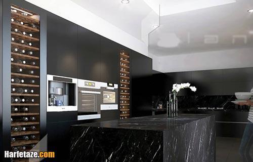 راهنمای طراحی آشپزخانه مدرن