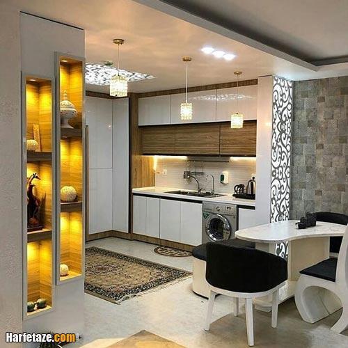 مدل دکوراسیون آشپزخانه مدرن 2021