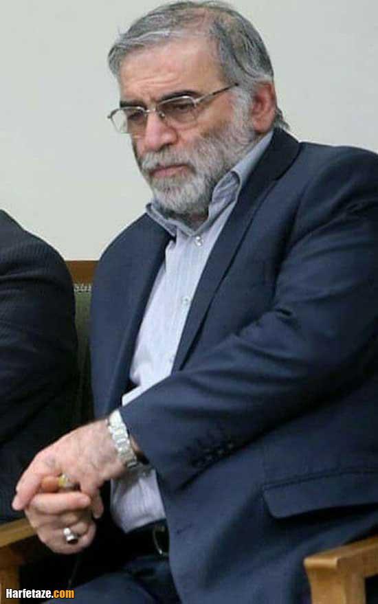 محسن فخری زاده دانشمند هسته ای ترور شده کیست + عکس و بیوگرافی