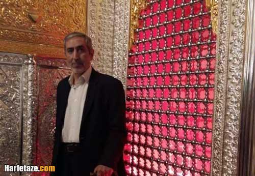 عکس های همسر و فرزندان احمد دادبین فرمانده سابق ارتش جمهوری اسلامی