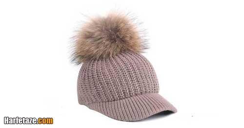 آموزش بافت کلاه نقاب دار با قلاب و میل + نحوه بافت نقاب کلاه