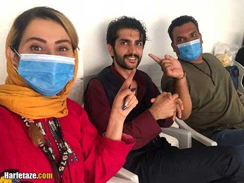 نیما نادری بازیگر کیست