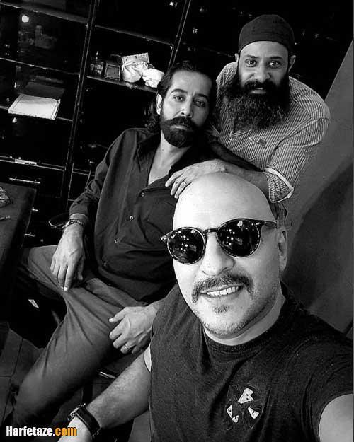 سریال های جدید آرش آصفی