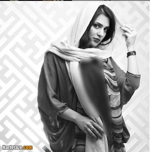 عکس شخصی رژین رحیمی طهرانی