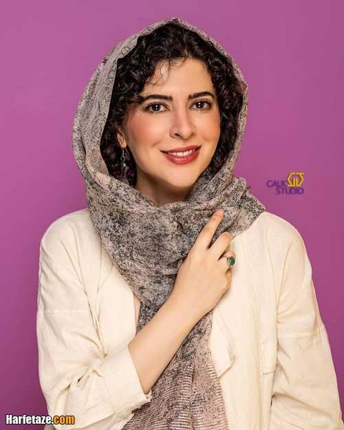 بیوگرافی نازنین احمدی بازیگر نقش لیلا در سریال بی گناهان