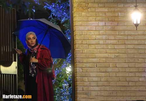بازیگر نقش لعیا در سریال شرم کیست ؟ + بیوگرافی و عکس شخصی