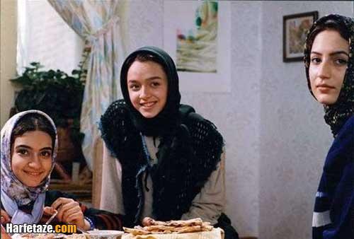 نگار جواهریان در نقش مریم در فیلم من ترانه 15 سال دارم