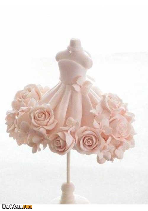 مدل لباس پرنسسی عروس بچه گانه ترک
