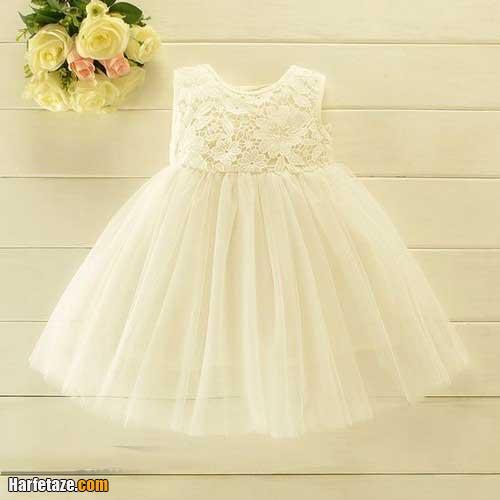 مدل لباس عروس بچه گانه اینستا