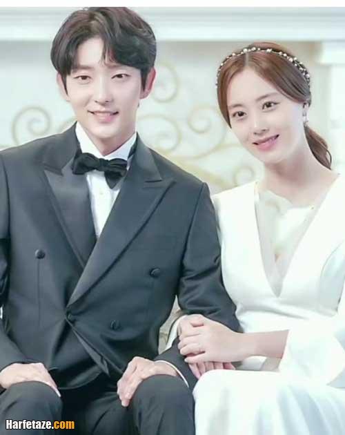بیوگرافی لی جون گی بازیگر نقش ایلجیما در سریال ایلجیما و همسرش