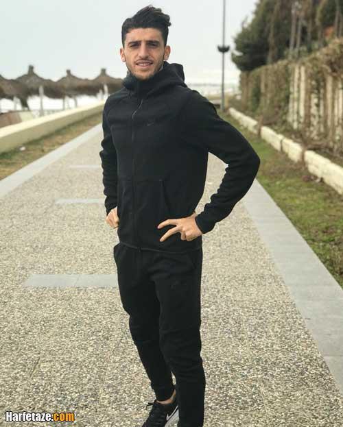 زندگینامه و عکس های شخصی محمدمهدی مهدی خانی و همسرش + زندگی شخصی و فوتبالی