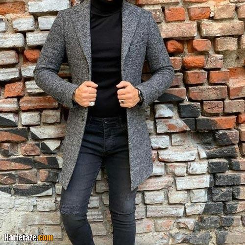 پالتو مردانه ۲۰۲۱ | انواع جدیدترین مدل های پالتو مردانه ویژه ۲۰۲۱