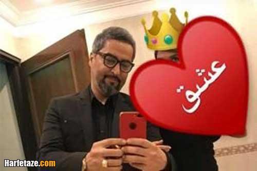 شبنم کمانگر همسر دوم مهرداد میناوند کیست + اینستاگرام و عکس ها