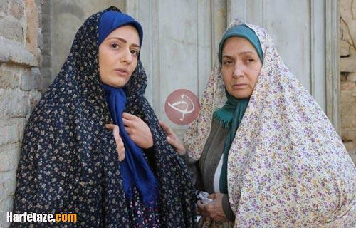 اسامی بازیگران سریال شهید شهریاری