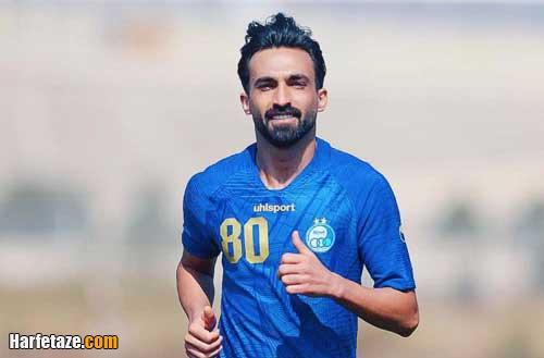 زندگینامه سید احمد موسوی فوتبالیست ایرانی