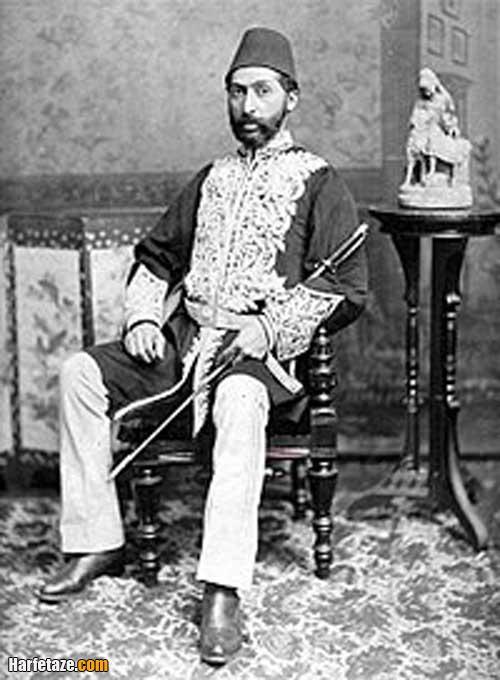 بیوگرافی و عکس واقعی حسینقلی خان نوری صدرالسلطنه مقلب به حاجی واشنگتن