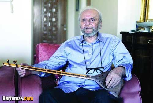 علت مرگ احمد راغب آهنگساز و نوازنده