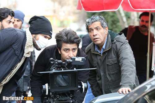 کارگردان سریال شرم کیست