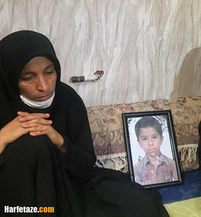 فلوت و درگذشت برادر سیدمحمد موسویزاده پسر بوشهری