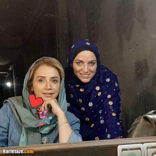 نسرین بابایی و شبنم قلی خانی