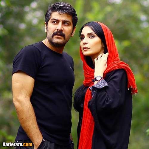 بیوگرافی بازیگر نقش سعید در سریال بیگانه ای با من است