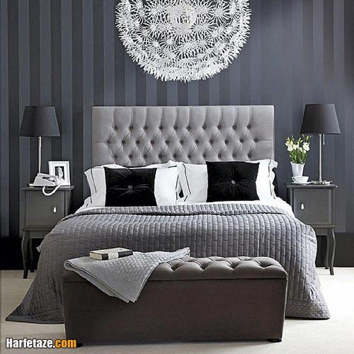 دکوراسیون اتاق خواب رنگ سال 2021