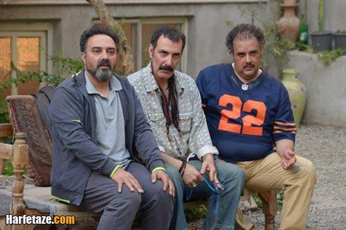 فیلم زندانی ها