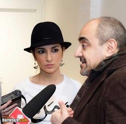 زندگینامه هدی زرباف و همسرش