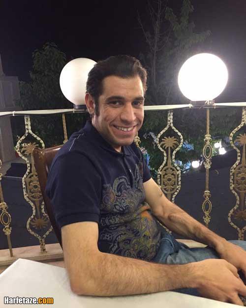 سوابق هنری و فیلم و سریال های کاظم برزگر
