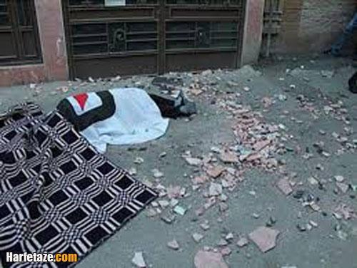 عکس و فیلم خودکشی پسر 16 ساله تهرانی با چالش مومو